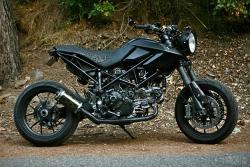 Steve Jones' Ducati Hypermotard
