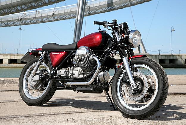 Moto Guzzi V1000 Convert