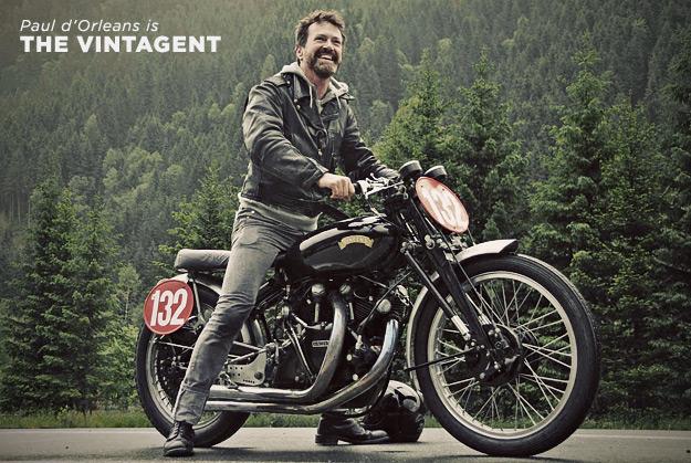 The Vintagent: Paul d'Orleans