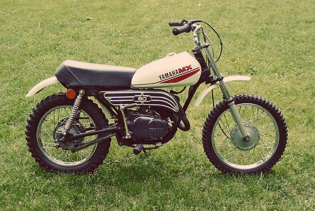 Yamaha MX80