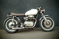 Yamaha TX650 custom