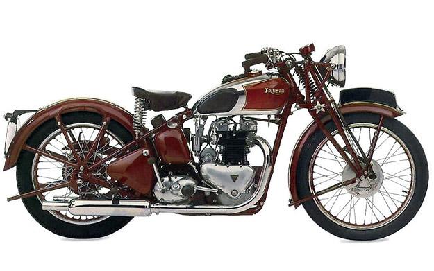 1939 Triumph Speed Twin