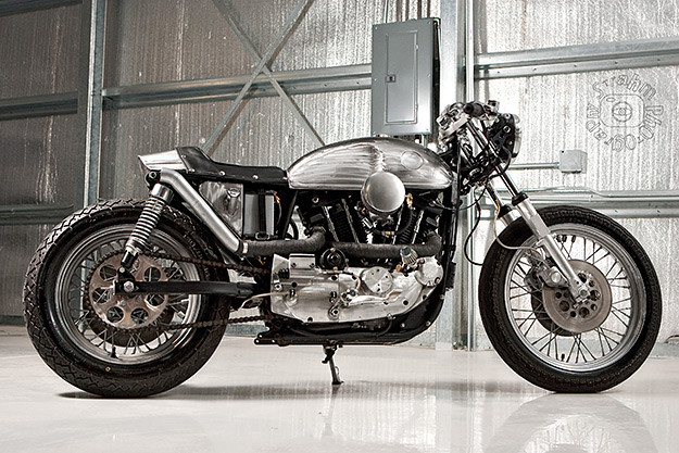Harley-Davidson ironhead