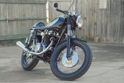 Honda CB450 by Dime City