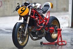 Radical Ducati 9½