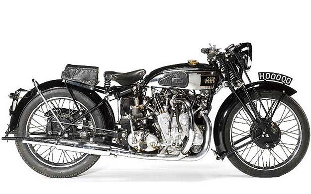 1939 Series A Vincent Lightning