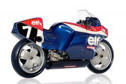 ELF Honda