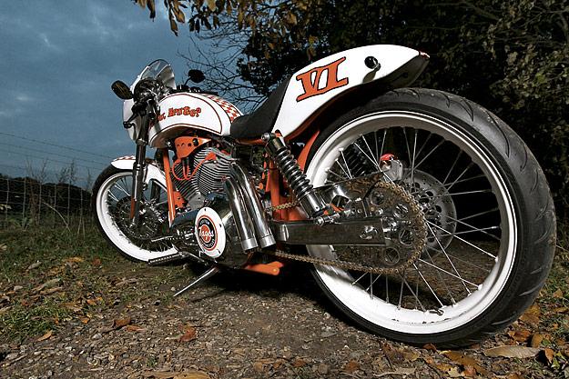 Harley-Davidson FXD custom