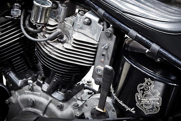 Harley-Davidson shovelhead by Hide Motorcycles