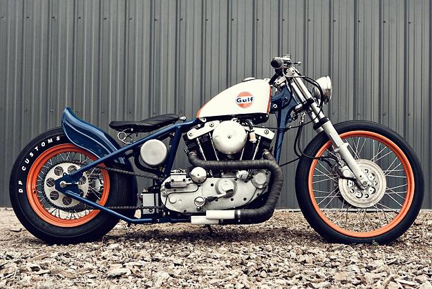 Harley ironhead
