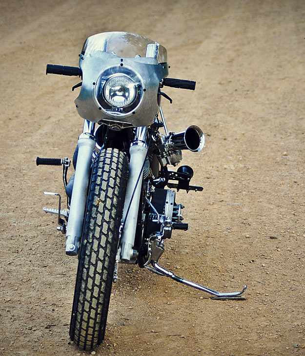 Harley panhead