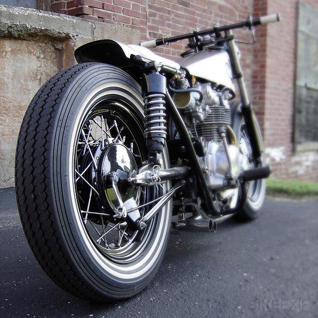 Honda CB450 custom