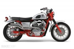 Honda CL750 Scrambler
