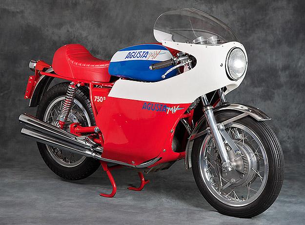 Mv Agusta 750 Sport Bike Exif