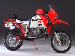 1986 HPN BMW Paris Dakar