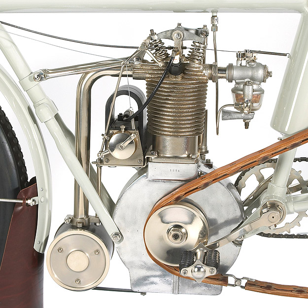 Curtiss motorcycle