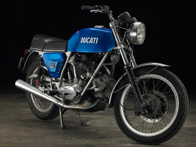 Ducati 750 GT