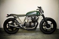 CRD #3: CB750 custom