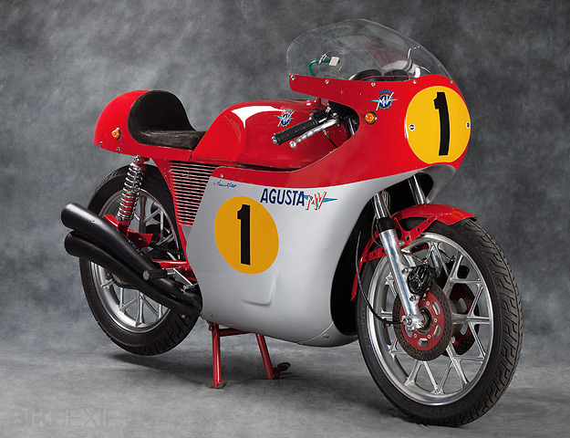 MV Agusta 350 Ipotesi Grand Prix Replica