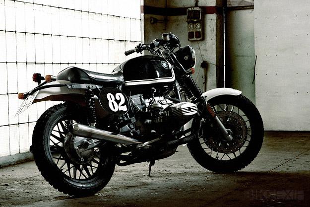 bmw r100 scrambler bike exif. Black Bedroom Furniture Sets. Home Design Ideas