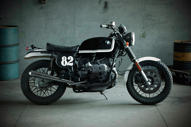 bmw r100 scrambler bike exif. Black Bedroom Furniture Sets. Home Design Ideas