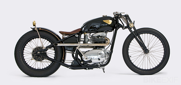 BSA Lightning custom by The GasBox