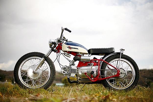 Harley davidson sprint