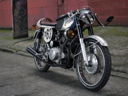 Honda CB160 custom