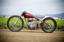 Honda CL360 custom