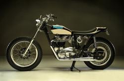 Ron Peck Triumph 650