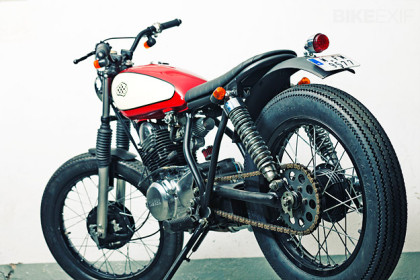Yamaha SR250