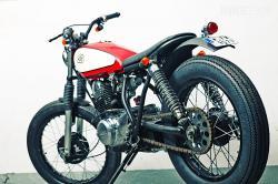 CRD #4: Yamaha SR250