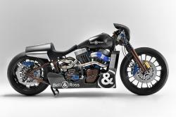 "Harley-Davidson Softail ""Nascafe Racer"""