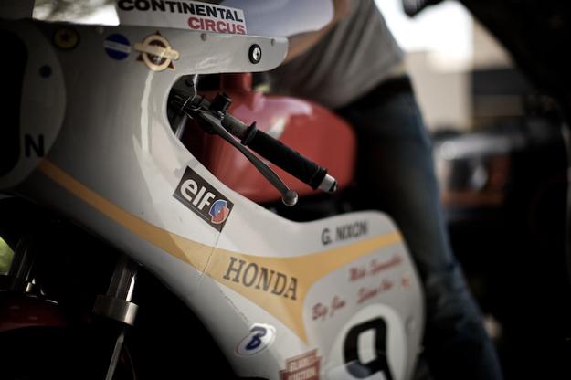 Honda CR 750