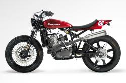 Krook Street Racing Husqvarna