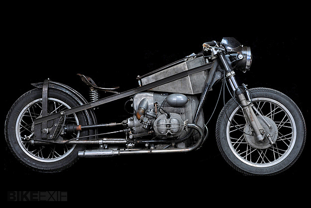 Radical BMW R75/5 custom