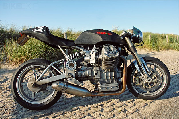 Moto Guzzi SP 1000 - 1983 - Page 4 Cafe-racer-moto-guzzi-1