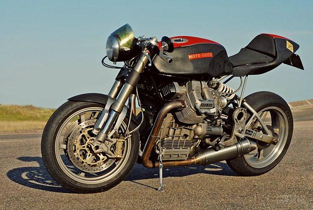Moto Guzzi SP 1000 - 1983 - Page 4 Cafe-racer-moto-guzzi
