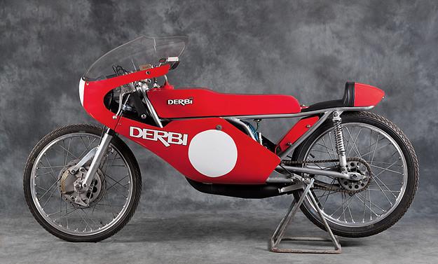 Derbi motorcycles