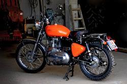 Sommer 462 diesel motorcycle