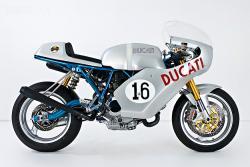 Ducati 750 Imola replica