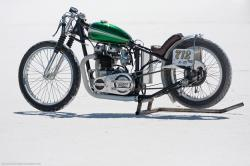 Lowbrow Customs Triumph