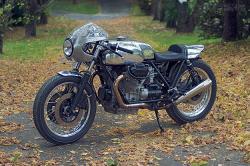 Machine: Moto Guzzi Le Mans