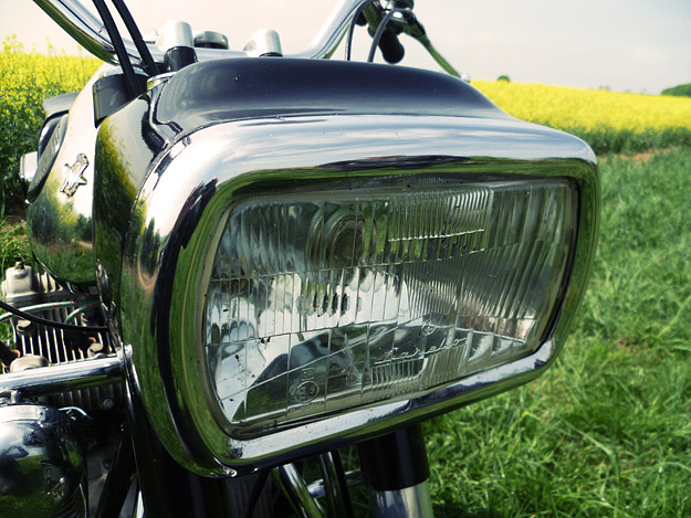 Agusta motorcycle