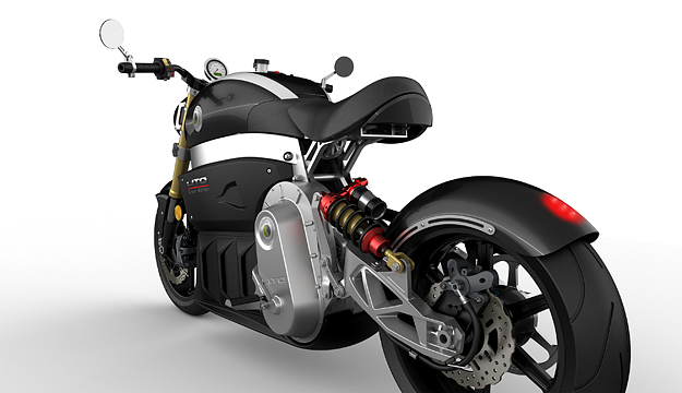 Electric moto: Sora by Lito Green Motion