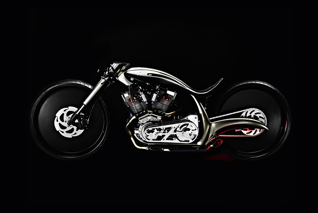 Custom Cruiser: The Akrapovič S&S-powered Morsus concept