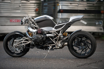 BMW HP2 custom
