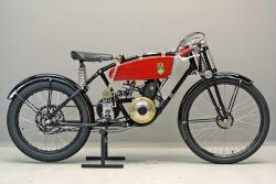 DKW racing motorcycle