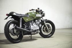 Custom Ducati 860 GTS