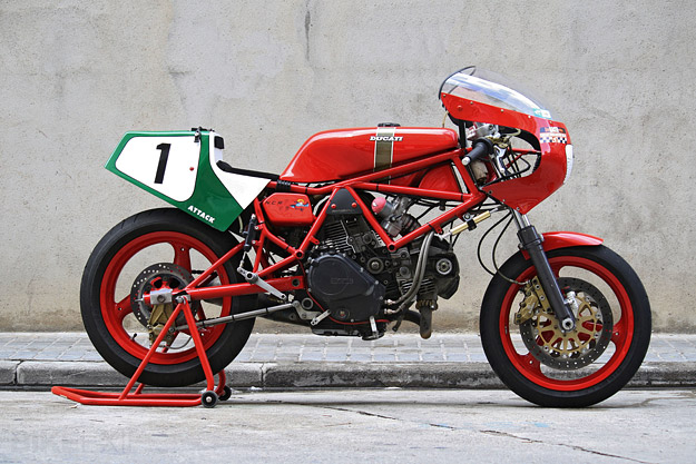 1995 OVER Racing Project/Ducati 900SS - Ducati.ms - The ...
